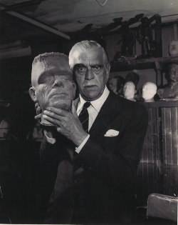 blueruins:  Zombos' Closet: Faces of Boris Karloff