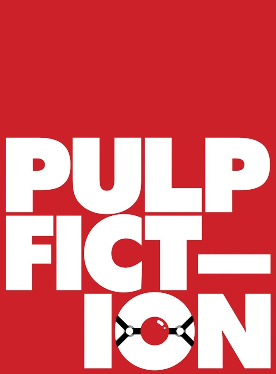 Pulp Fiction by Derrick and Christina Perry