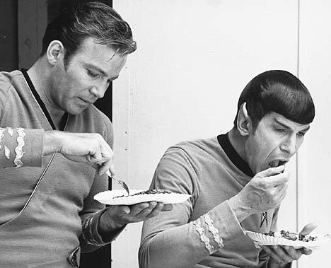 Happy 80th birthday, Leonard!  Live long & prosper.