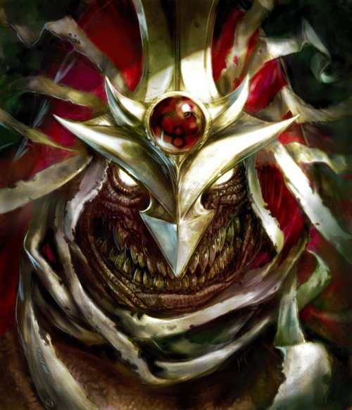 Mumm-Ra The Ever Livng by Joe Vriens