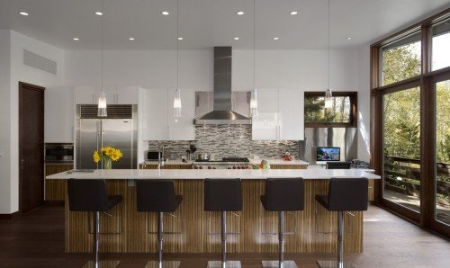 designedinteriors:  via http://www.chictip.com Designed by Studio B Architects