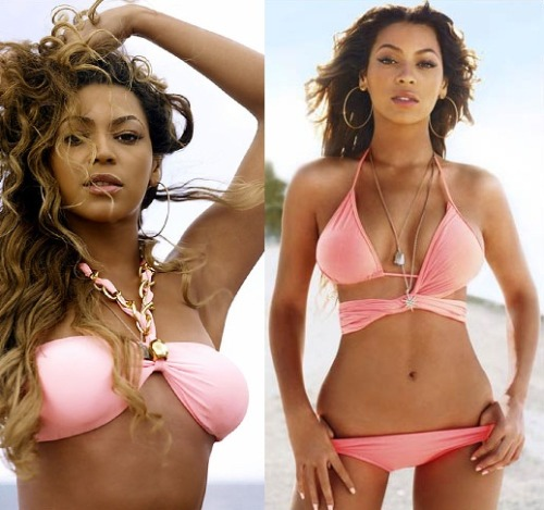 minnieuf:  The picture to the right might be the prettiest picture of beyonce i have EVER seen. OMG n the curves.. I want my body to look like hers goodness