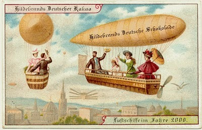 (via Paleofuture - Paleofuture Blog - Postcards Show the Year...