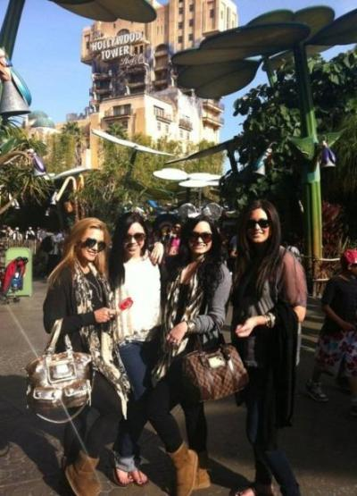 Demi Lovato DISNEYLAND BEAUTIFUL