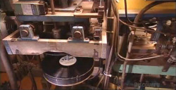 ydr313:  The Pressing of the Vinyl….  Sheer pornography!