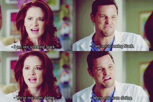 Hilarious scene xD [Grey's Anatomy]