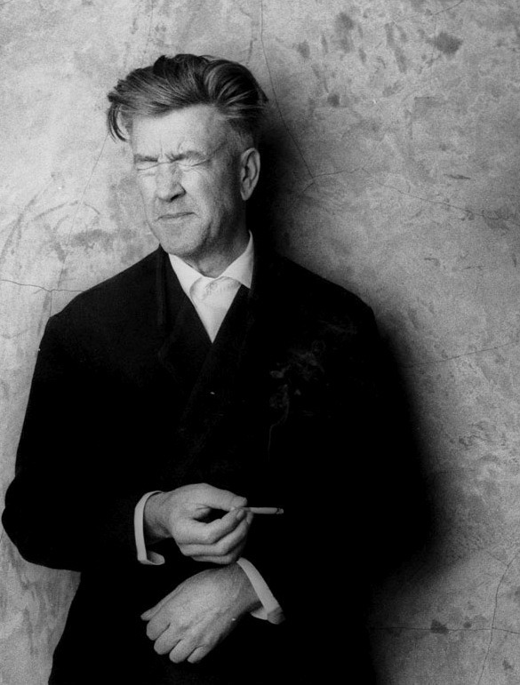 mchl:  David Lynch by Chris Weeks.