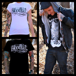bloodlustinc:  New Shirts are up on www.bloodlustinc.com! please reblog!