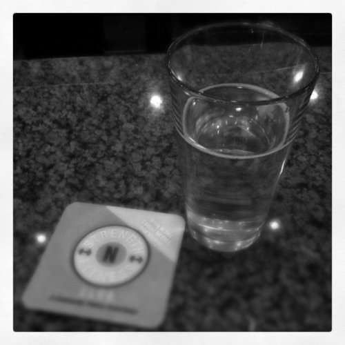 Relaxing Sunday in Cranford.  (Taken with Instagram at The‎ Office Beer Bar & Grill)