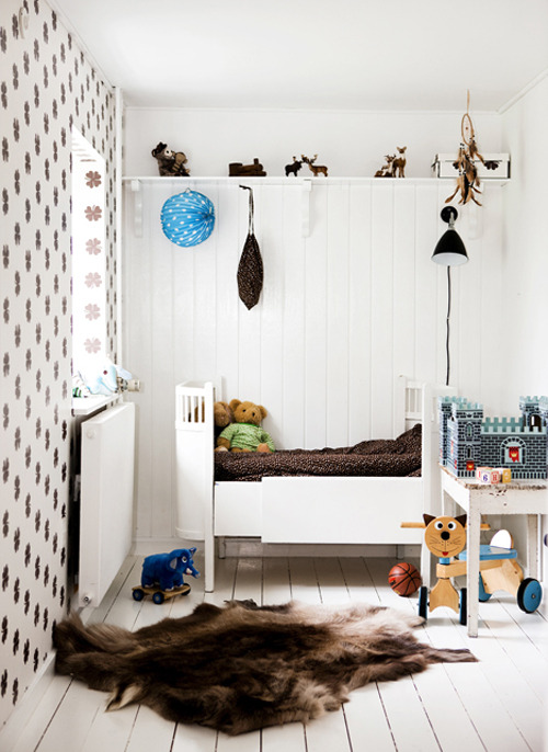 micasaessucasa:  (via a beautiful childrens room | the style files)