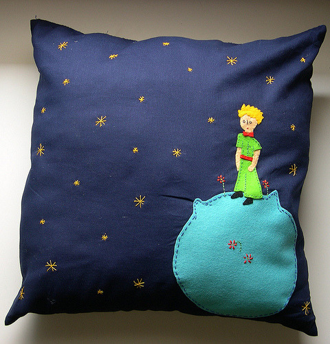 craftgasms:  Mi Principito by Lidia!!