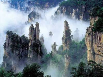 Zhangjiajie, Hunan, China <3