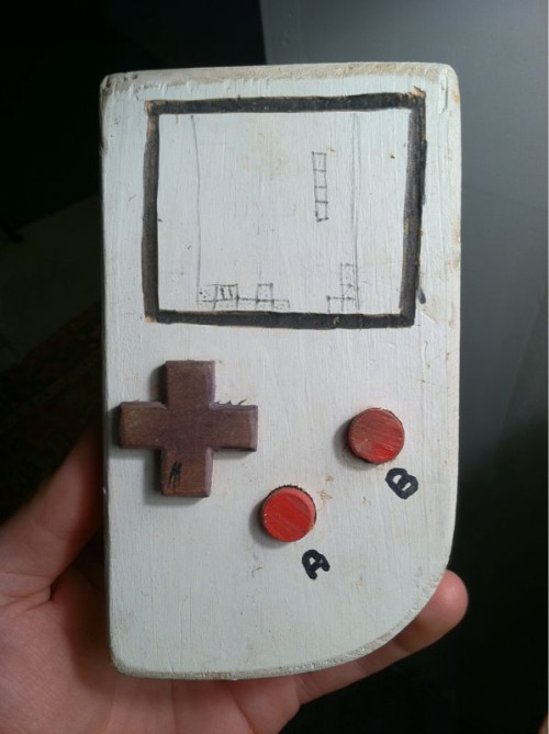 I wasn't allowed to have any video games growing up, so I made my own. (circa 1990)