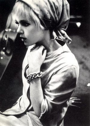 edie sedgwick in the 1960s