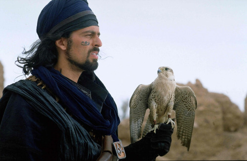 Oded Fehr as Ardeth Bey in The Mummy Returns.