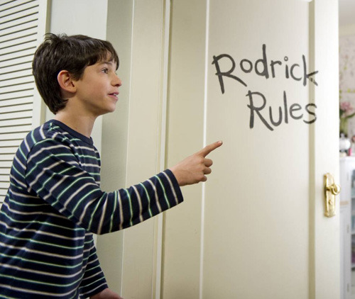 Diary Of A Wimpy Kid 2 deals blow to Sucker Punch Sucker Punch may have been the movie everybody was talking about this weekend, but Zack Snyder's new action mash-up lost out on the US box office top spot.That honour instead went to kiddie sequel Diary Of A Wimpy Kid: Rodrick Rules, which nabbed the number one spot with an opening of $24.4m.Sucker Punch fell just behind in second with $19m, which is a very disappointing opening for a film that tried so hard to push so many sexy marketing buttons.