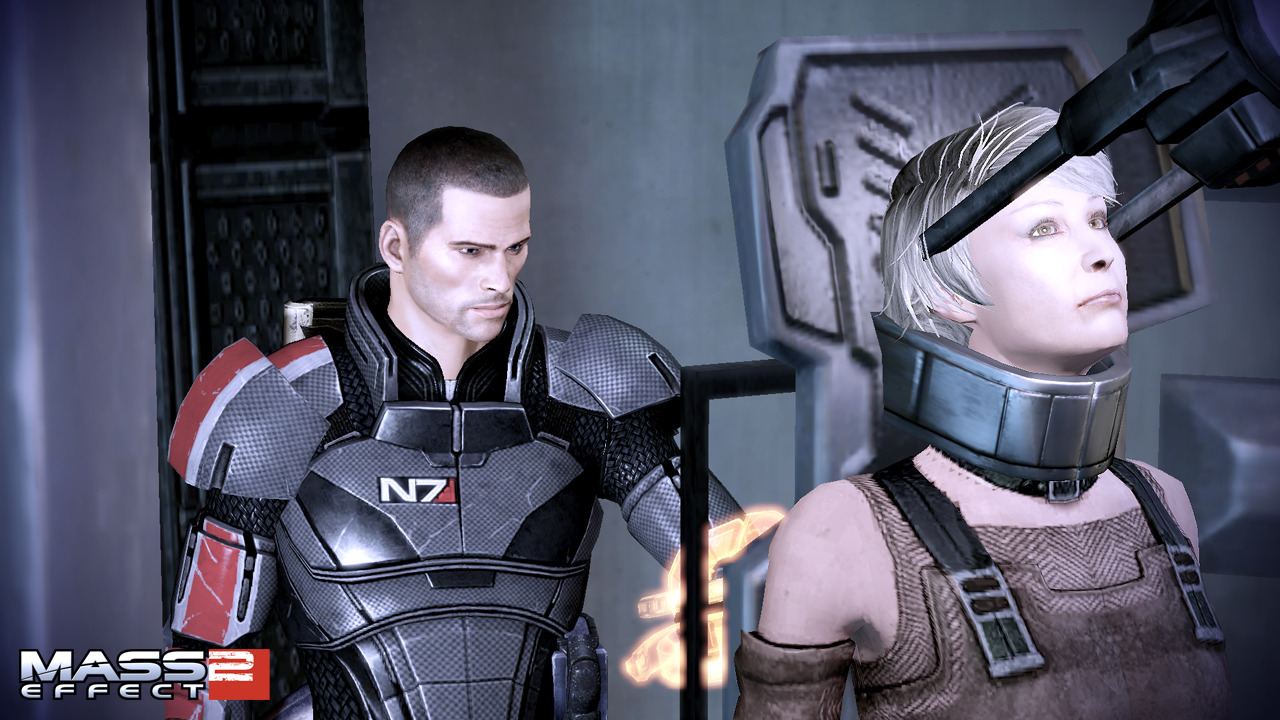 "Mass Effect 2 'Arrival' DLC preview: Shepard without a flock ""Arrival is different from other such missions in Mass Effect 2 in that it's strictly a solo operation. Shepard is on his (or her) own throughout the entirety of Arrival."" ""Tactful use of cover and a careful approach to each encounter is  paramount. BioWare has actually added more instances of stealth into  Arrival than found in the main game — a plus for you Infiltrator  Shepards — though Metal Gear Solid this is not. I was able to side-step two potential fights by surveying  the environment and finding a quiet way around. There isn't any tangible  reward for being sneaky, but it provides an alternative to approaching  the mission as simply a rote third-person, cover-based shooter"""