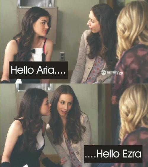 Pretty Little Liars - Moment #5 - S01E18