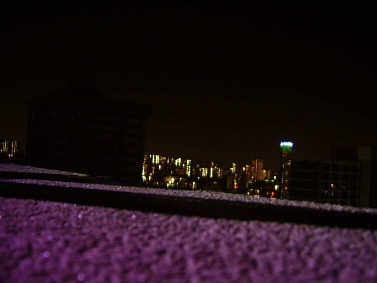 Jhb at night