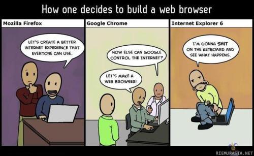 How one Decides to Build a Web Browser (Comic)