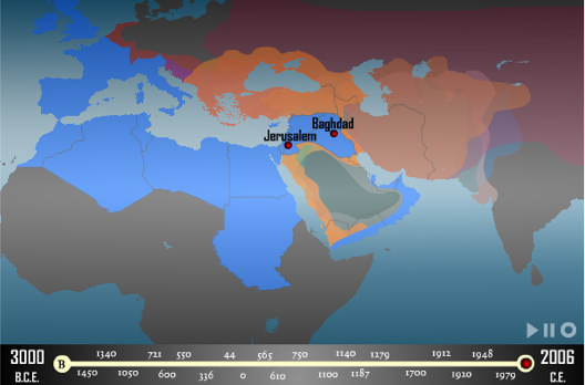 The Imperial History of the Middle East 5,000 years of history in 90 seconds