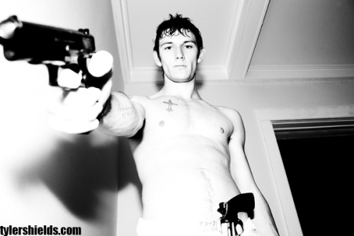 Thank you Tyler Shields for this son of god photo of Alex Pettyfer…