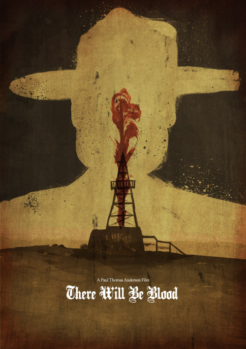 There Will Be Blood by Dean Walton Limited edition of just 100, exclusive to Mr Shabba and part of the Modern Greats series.  Each print is individually numbered and signed.