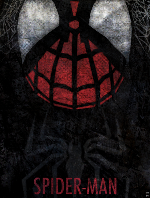 Spider-Man Made and submitted by Adam Benedict