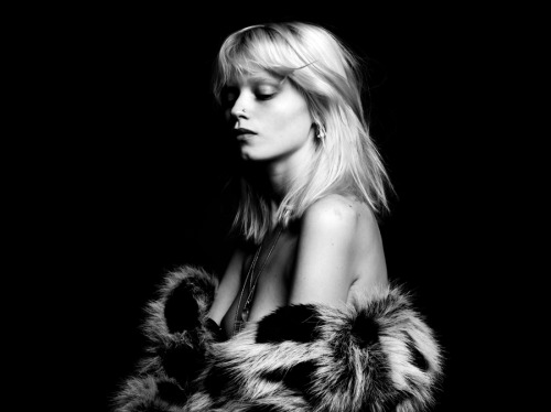 filthavenue:  Abbey Lee Kershaw Photographed by: Hedi Slimane