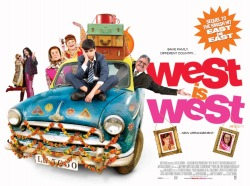 "Just saw a trailer for ""West is West"" on cbc….""from the creators of East is East"" they say. I think it came out in the UK already, but I hadn't heard of this till now….It feels like they took a movie I actually enjoyed and carelessly handed it over to the producers of Outsourced. Hopefully I'm wrong. :("