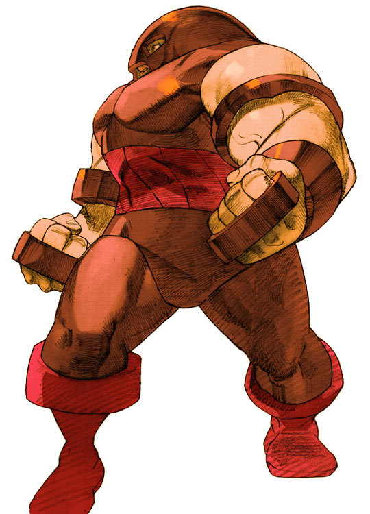 Juggernaut Marvel Vs Capcom 2 New Age of Heroes