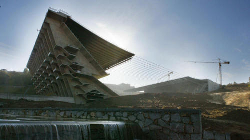 The 2011 Pritzker Architecture Prize goes to Eduardo Souto de Moura, a Portuguese architect who blends modernism with tradition and history. Souto de Moura, 58, has built mostly in his home country and was previously not well-known in the United States. [slideshow here]