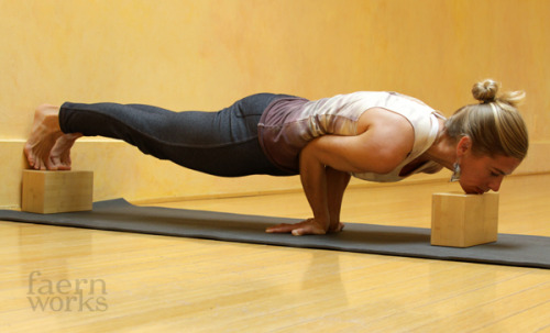 becameawake:  I'm really intrigued by Mayurasana (Peacock Pose), but afraid of further injuring my hand.