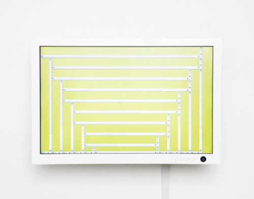 The Browser Abstract series - Kim Si Nae via i like this art