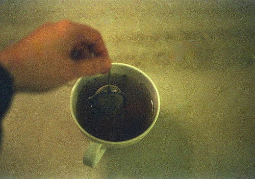 blindthoughts:  Tea