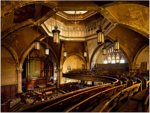 Protestant Church, Detroit, 2009 (Katherine Westerhout)