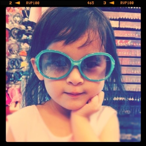 My name is AhCa, Ricca Chong En Xi! (Taken with Instagram at One Jaya Lifestyle Mall)
