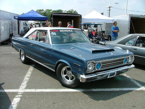 MOPAR MONDAY Action Ange, you made the blog again…and I didn't even take the picture!  You've got fans!