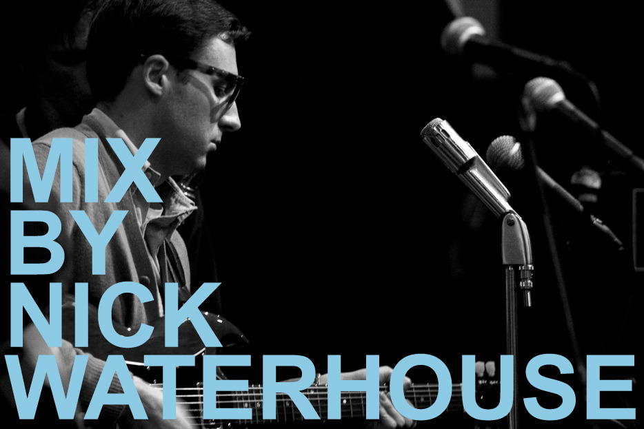 "nightfogreader:  NICK WATERHOUSE MADE US A MIX. He did some real work too: Straight from vinyl for your gentle ears. The San Francisco R&B analog hero is one of our local favorites, and we expect big things for him in 2011. Did you know that his ""Some Place"" 7 inch was recorded on the Gold Star Studios (Phil Spector/Beach Boys) master lathe? Hearing it, you wouldn't be surprised. His mix takes us back to a world of raw AM sounds. Enjoy. download here1. Joe Bataan - Subway Joe2. Sherri Taylor - The One That Rings My Bell3. Pat Clayton - I Said No4. Dolly Lyon - Palm Of Your Hand5. Richard Berry - Besame Mucho6. Faye Adams - The Hammer7. Little Willie John - I'm Shakin8. Johnny Nash - Love Ain't Nothing9. Billy Bland - My Heart's On Fire10. Betty Everett - Please Love Me11. Etta James - Seven Day Fool12. Ronnie Love - Chills and Fever13. The Fabulous Playboys - Honky Tonk Woman14. Chuck Wright - Don't Play That Dance15. Them - Just A Little Bit16. Ted Taylor - Don't Lie17. John Anderson - Five Steps To The Blues18. Otis Rush - Keep On Loving Me Baby19. Johnny ""Guitar"" Watson - Wait A Minute, Baby20. Barrett Strong - Misery21. Berna Dean - One Gal In Town (Five Men Hanging Around)- Pedro ."