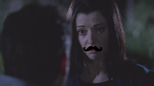 Warren, I mustache you to stop talking.  Bored now.