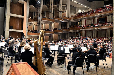 "In arts matters: SSO [Syracuse Symphony Orchestra] board votes to suspend operations; season canceled, no refunds planned — syracuse.com  The Syracuse Symphony Orchestra's board of trustees voted Tuesday to suspend operations as of Sunday because of a shortage of funds. The decision will bring the 50th anniversary season of the orchestra to an unceremonious end. There were more than 20 Syracuse and regional concerts remaining in the 2010-11 season. The orchestra's 18 full- and part-time staffers and 61 core and 14 contract musicians will be laid off Monday. However, eight employees will remain to help in the transition, Interim Executive Director Paul Brooks said, although he added that the organization has very little cash to carry out an orderly transition. Brooks said no refunds would be issued to ticket holders, and he said any donations received during the SSO's public fundraising campaign, ""Keep the Music Playing"" will not be returned. Its April 27 concert by renowned cellist Yo-Yo Ma also is canceled. But despite suspension of operations, Brooks said, the Syracuse Opera has been assured that the orchestra will play for its two performances of ""The Pearl Fishers"" April 8 and 10, said Brooks. He said the SSO was without funds to continue operations because it fell short of its March fundraising goal of $445,000, failed to receive $1.3 million in concessions from the musicians for the 2011-12 season and had $5.5 million debt as the major reasons for the suspension. The SSO has a budget of $6.9 million for 2010-11 [down from $7.4 million for last season].  During the past eight months, the board has struggled to put its finances in order. In July, it was on the verge of being broke and being forced to close. An ""angel investor"" came to the rescue with operating funds. Last summer, the SSO and musicians agreed to a shorter season, from 40 weeks to 34 weeks, but the same number of performances.  I expect additional information about next steps will be available on the Symphony's Web site; however, at present there is no information about the suspension on it (or on the SSO's Facebook or Twitter pages). Related: The Detroit Symphony Orchestra remains on strike. Musicians there walked off the job last fall; last month, DSO management canceled the remainder of the season. The musicians and board reportedly are still trying to reach a (contract agreement) settlement. Challenging times."