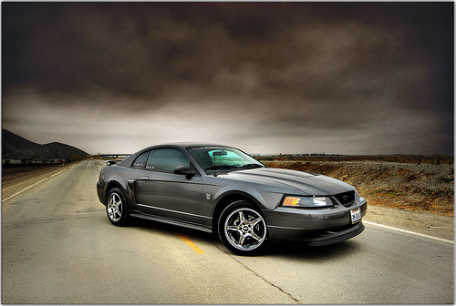 carpr0n:  It's going on now Starring: Ford Mustang (by Extra Medium)