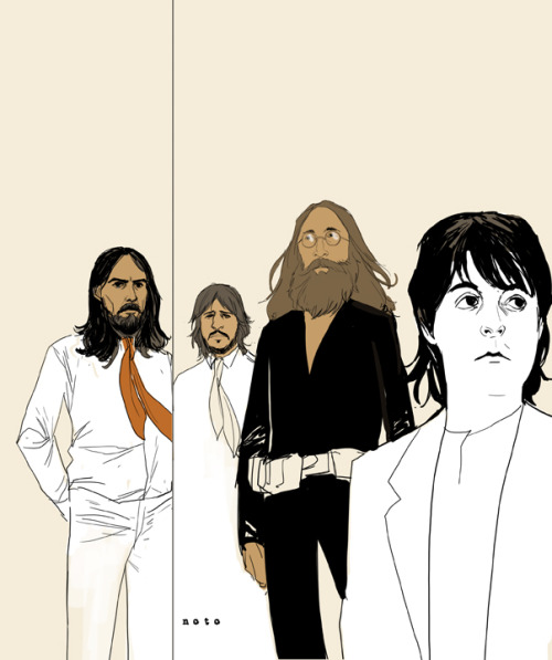 philnoto:  The Beatles  Paul is dead?