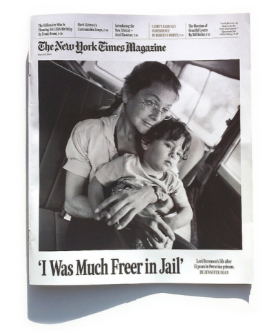 Sneak Peek: The New York Times Magazine's Redesign …I have always loved this magazine….this redesign is super retro…maybe too retro?? http://www.spd.org/2011/03/sneak-peek-the-new-york-times.php