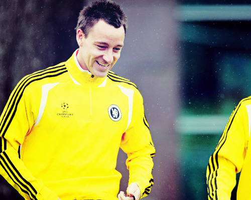 fyeahchelseafc:  O captain, my captain!