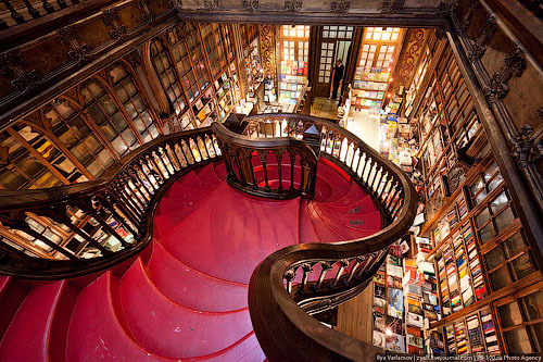 vic-torius:  Wow i'd love to visit a library like this