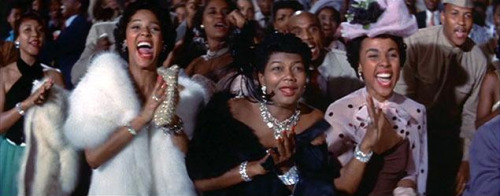 Dorothy Dandridge, Pearl Bailey and Diahann Carroll Carmen Jones, (1954)