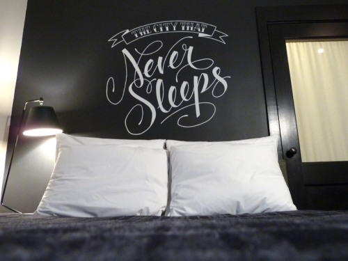The Ace Hotel, Room 627, NY