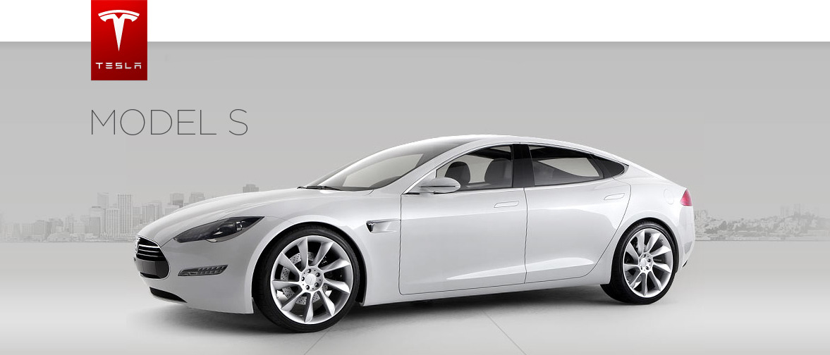My Dream Car! Tesla Model S. I really want this car! North American Production begins 2012. Reservation Payment: $5,000. Base Price: $49,900 (Reservation payment is fully refundable. Base price includes $7,500 federal tax credit) *Sob* D:  5.6sec to 60mph. 300mi/charge. Source: Tesla.com