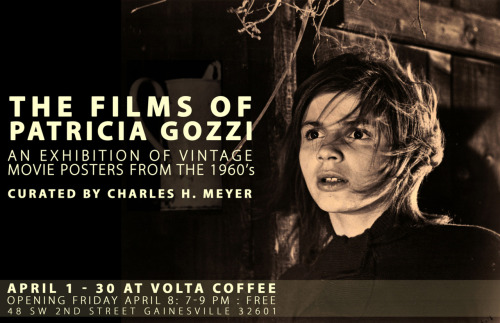 Poster for Charles H. Meyer's Vintage Movie Poster Exhibition